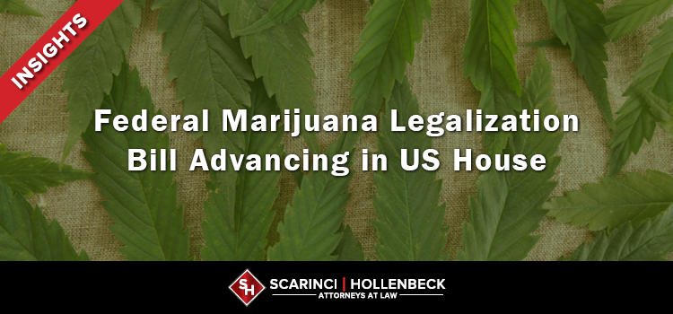 Federal Marijuana Legalization Bill, MORE Act, Advancing in US House
