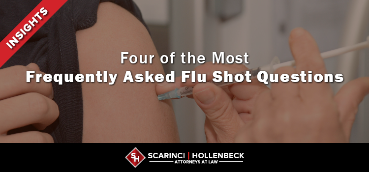 Four of the Most Frequently Asked Flu Shot Questions