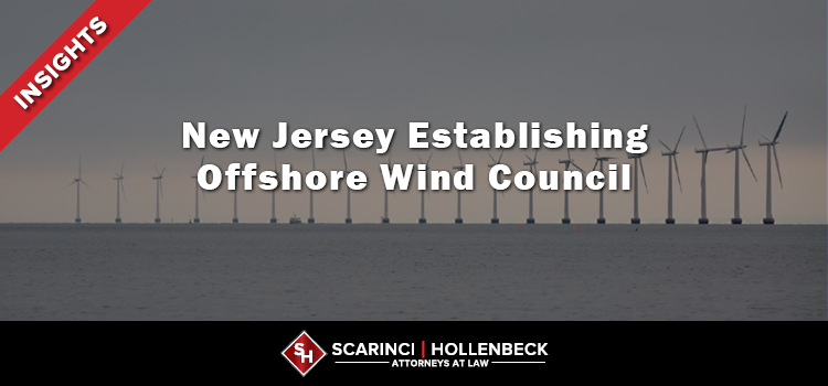 New Jersey Establishing Offshore Wind Council