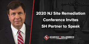 2020 NJ Site Remediation Conference Invites SH Partner to Speak