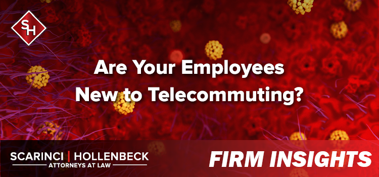 Are Your Employees New to Telecommuting?
