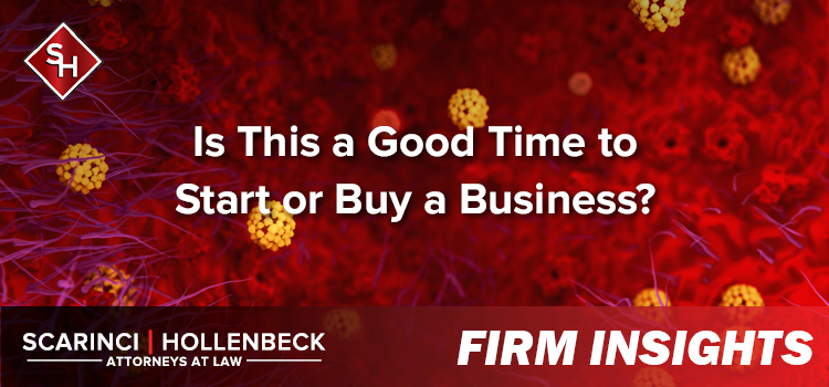 Is This a Good Time to Start or Buy a Business?