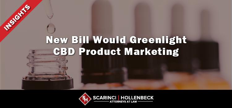 New Bill Would Greenlight CBD Product Marketing
