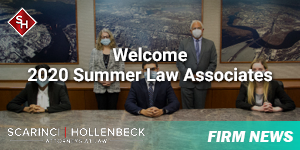 Welcome 2020 Summer Law Associates