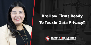 Are Law Firms Ready To Tackle Data Privacy?