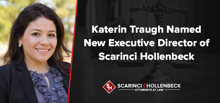 Katerin Traugh Named New Executive Director of Scarinci Hollenbeck