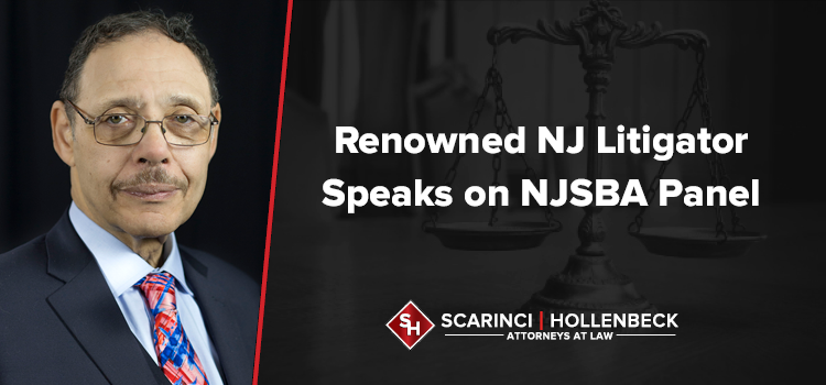 Renowned NJ Litigator Speaks on NJSBA Panel