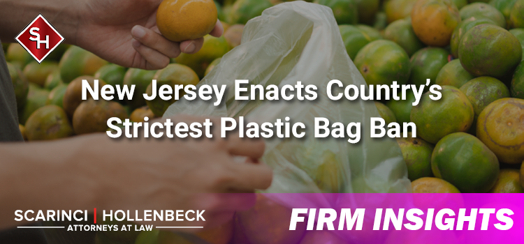 NJ Legislature Passes Country's Strictest Plastic Bag Ban (Paper Is Covered Too)