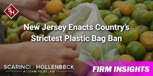 NJ Legislature Passes Country's Strictest Plastic Bag Ban (Paper Is Covered Too)