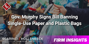 Gov. Murphy Signs Bill Banning Single-Use Paper and Plastic Bags
