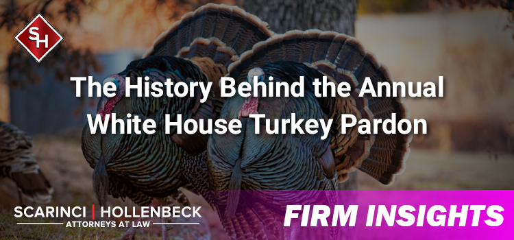 The History Behind the Annual White House Turkey Pardon