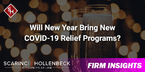 Will New Year Bring New COVID-19 Relief Programs?