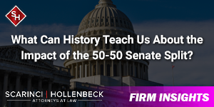 What Can History Teach Us About the Impact of the 50-50 Senate Split?