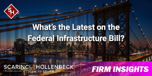 What's the Latest on the Federal Infrastructure Bill?