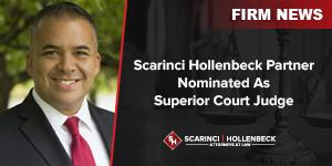Scarinci Hollenbeck Partner Nominated as  Superior Court Judge