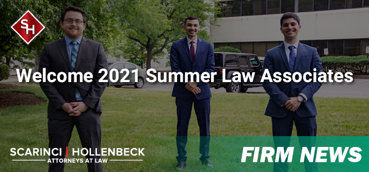Welcome 2021 Summer Law Associates