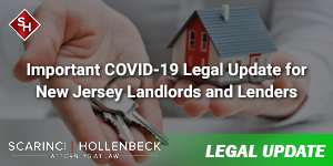 Important Legal Update for New Jersey Landlords and Lenders