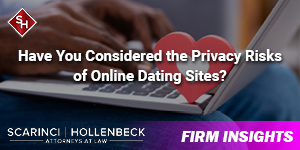 Have You Considered the Privacy Risks of Online Dating Sites?