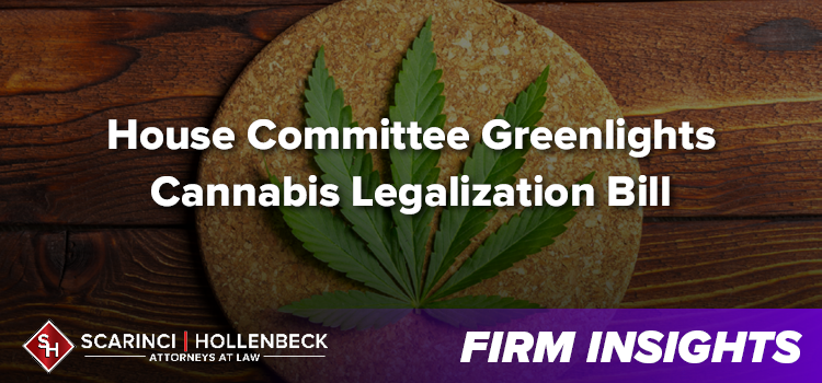 House Committee Greenlights Cannabis Legalization Bill